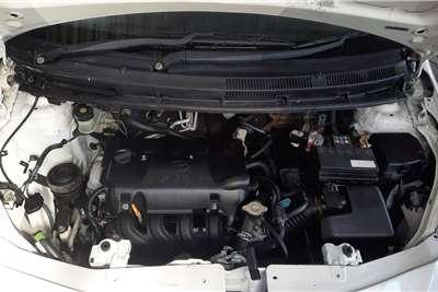 Used 2011 Toyota Yaris 1.3 sedan T3