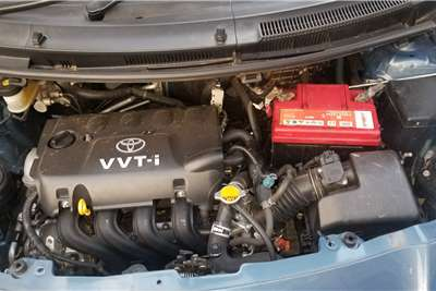 Toyota Yaris 1.3 sedan T3+ automatic 2008