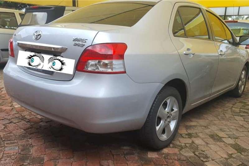 Toyota Yaris 1.3 sedan T3 Spirit 2007