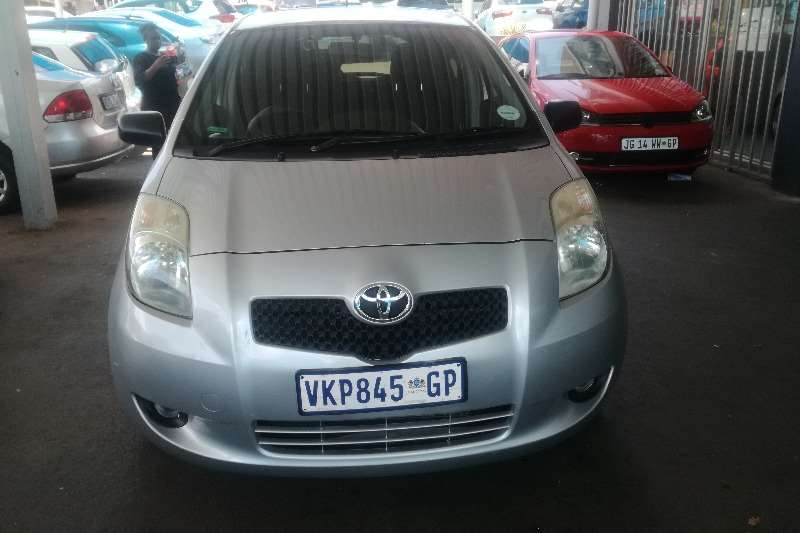 Toyota Yaris 1.3 T3+ 5 door 1998