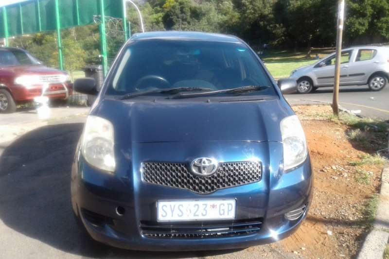 Toyota Yaris 1.3 T3 5 door 2005