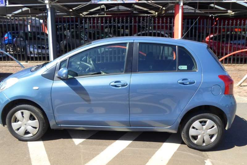 Toyota Yaris 1.3 T3 5 door 2006