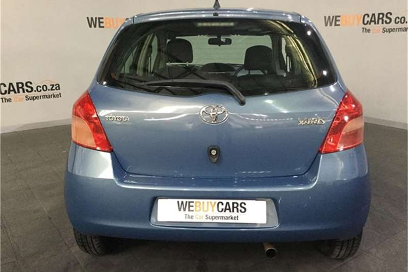 Toyota Yaris 1.3 T3+ 5-door 2006