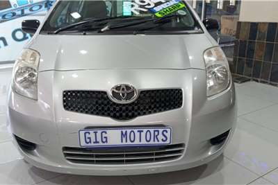 Used 2006 Toyota Yaris 1.3 T3 5 door