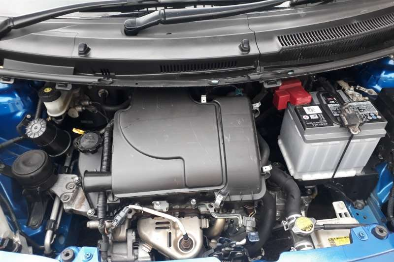 Toyota Yaris 1.3 T3 5 door 2007