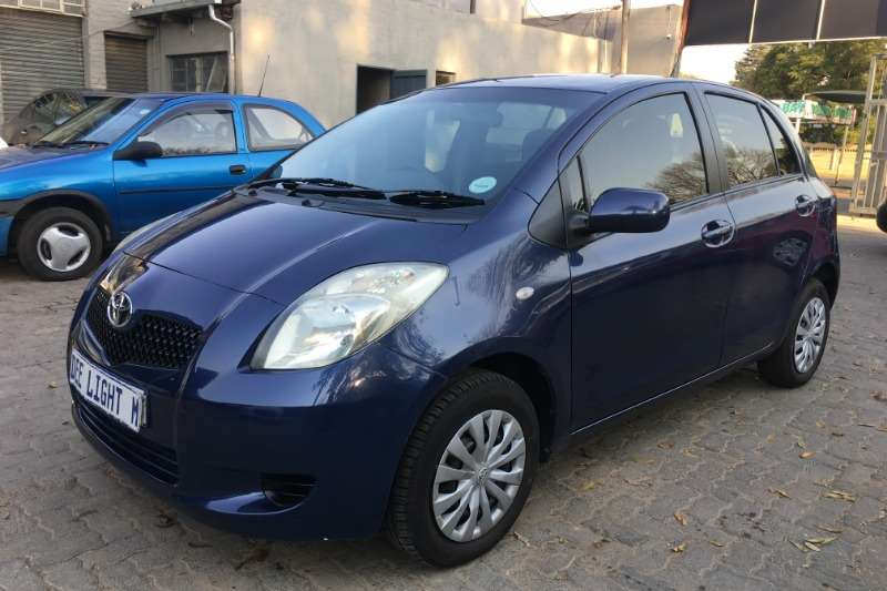 Toyota Yaris 1.3 T3+ 5 door 2007
