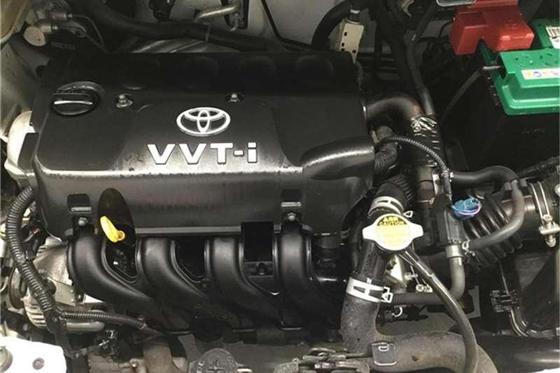 Toyota Yaris 1.3 T3+ 5-door 2007