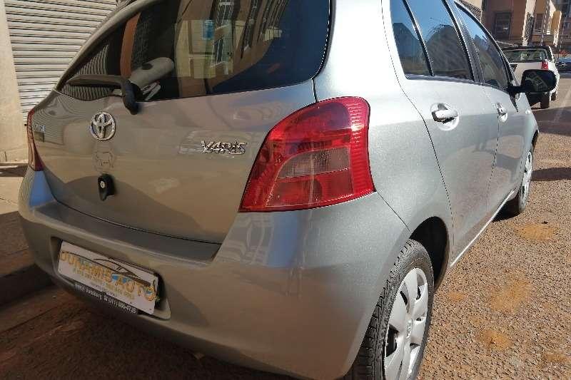 Used 2007 Toyota Yaris 1.3 T3 5 door