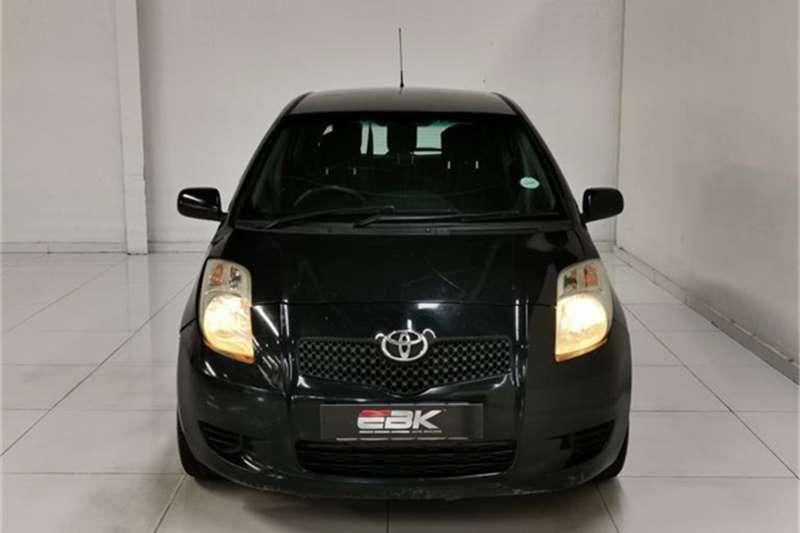2007 Toyota Yaris Yaris 1.3 T3 5-door