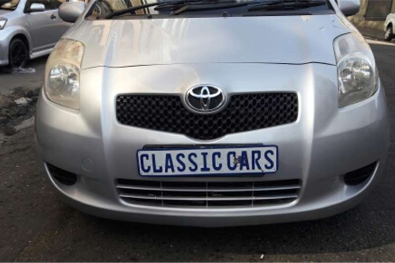 Toyota Yaris 1.3 T3 5-door 2008