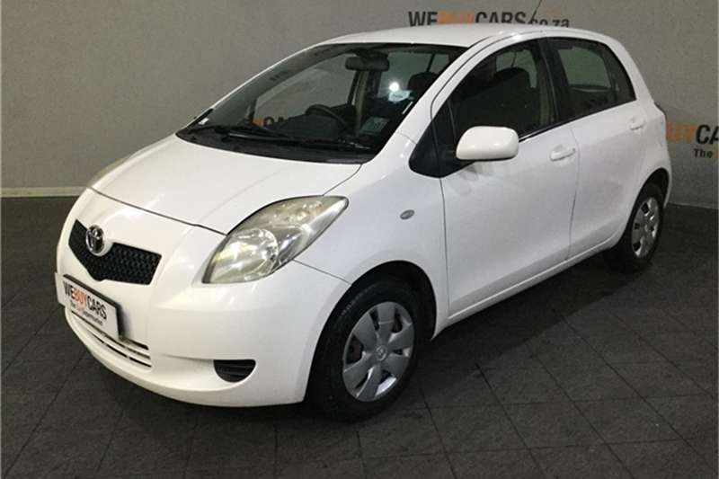 Toyota Yaris 1.3 T3+ 5-door 2008