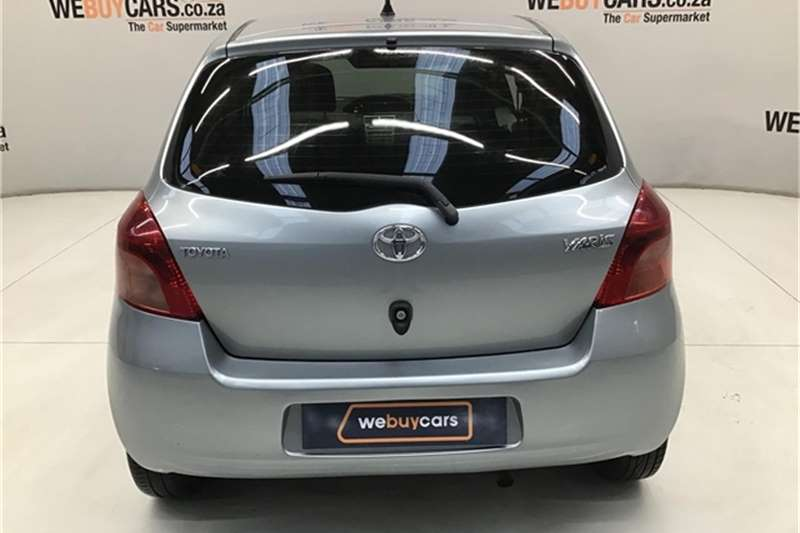 Toyota Yaris 1.3 T3+ 5 door 2008