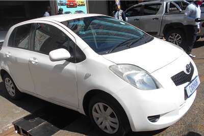 Toyota Yaris 1.3 T3 5 door 2008
