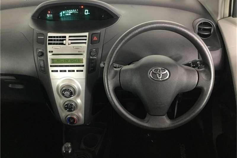 Toyota Yaris 1.3 T3 5-door 2008