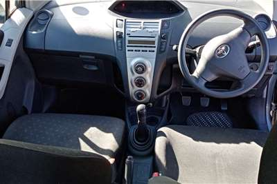 Used 2008 Toyota Yaris 1.3 T3 5 door