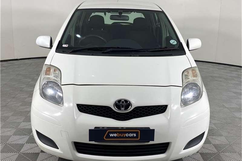 Used 2008 Toyota Yaris 1.3 T3 5 door
