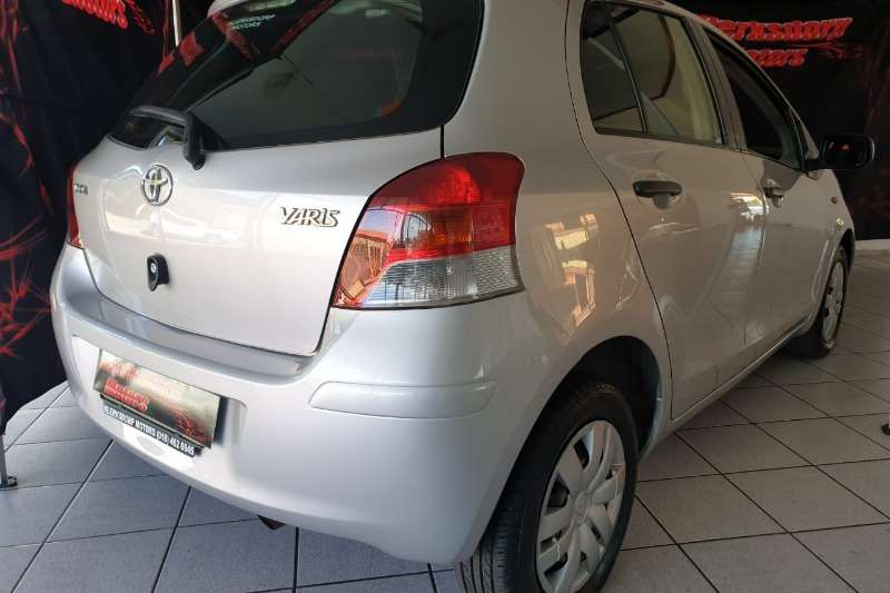 Toyota Yaris 1.3 T3 5-door 2009