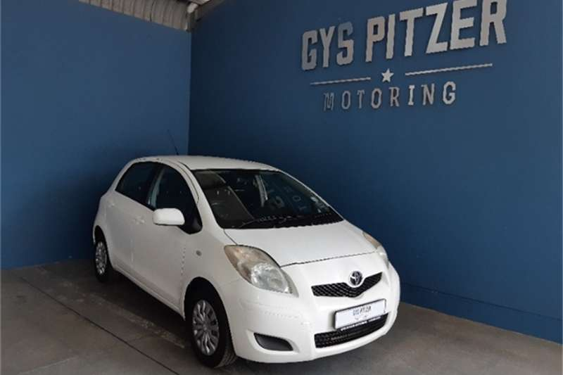 Toyota Yaris 1.3 T3+ 5 door 2009