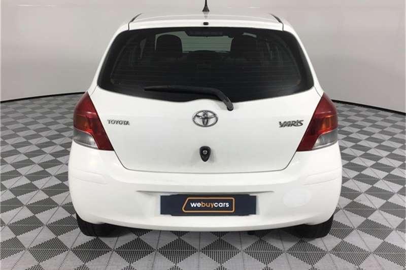 Toyota Yaris 1.3 T3+ 5 door 2009