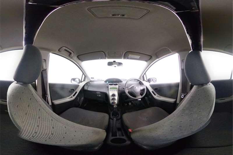 Used 2009 Toyota Yaris 1.3 T3 5 door