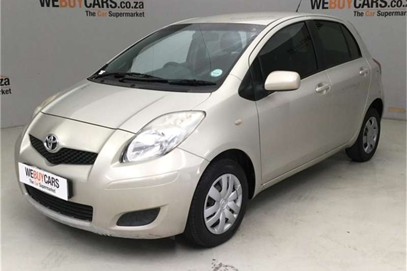 Toyota Yaris 1.3 T3+ 5 door 2010
