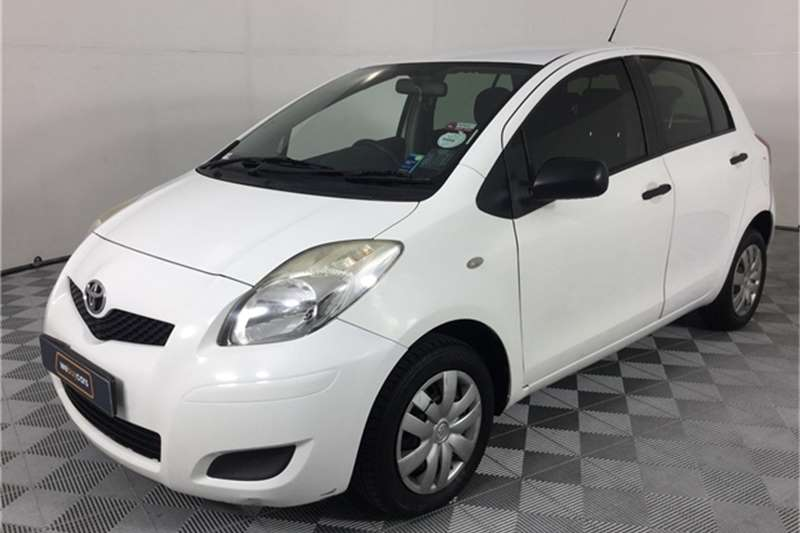 Toyota Yaris 1.3 T3 5-door 2010