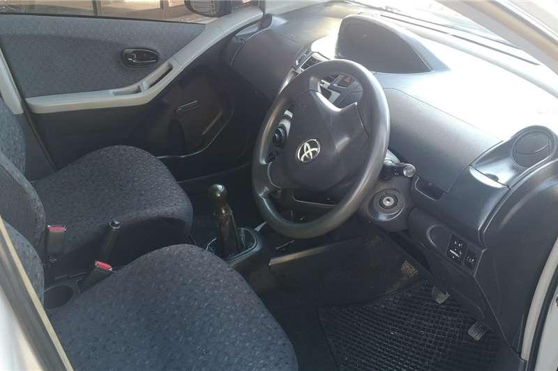 Used 2011 Toyota Yaris 1.3 T3 5 door
