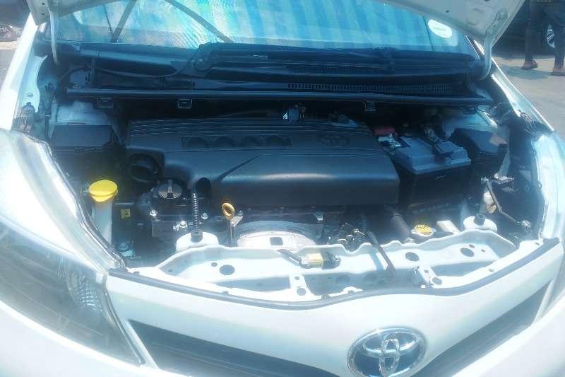 Toyota Yaris 1.3 T3 5 door 2013