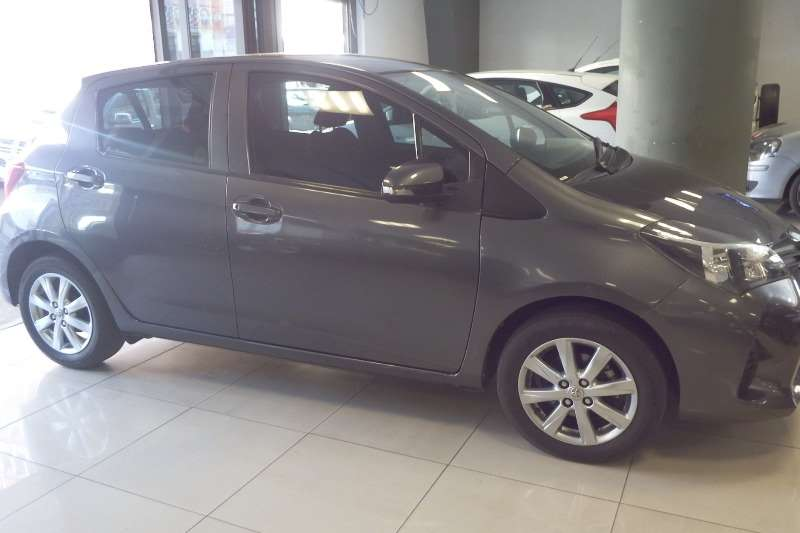 Toyota Yaris 1.3 T3 5 door 2015