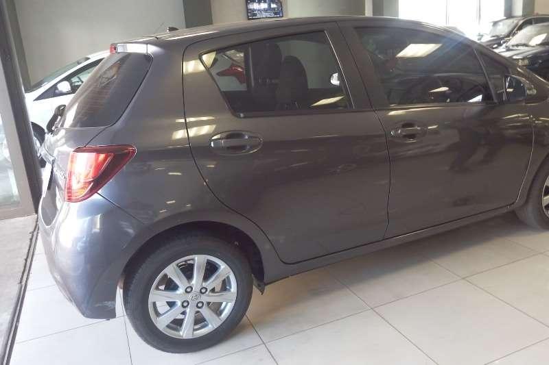 Toyota Yaris 1.3 T3 5 door 2015