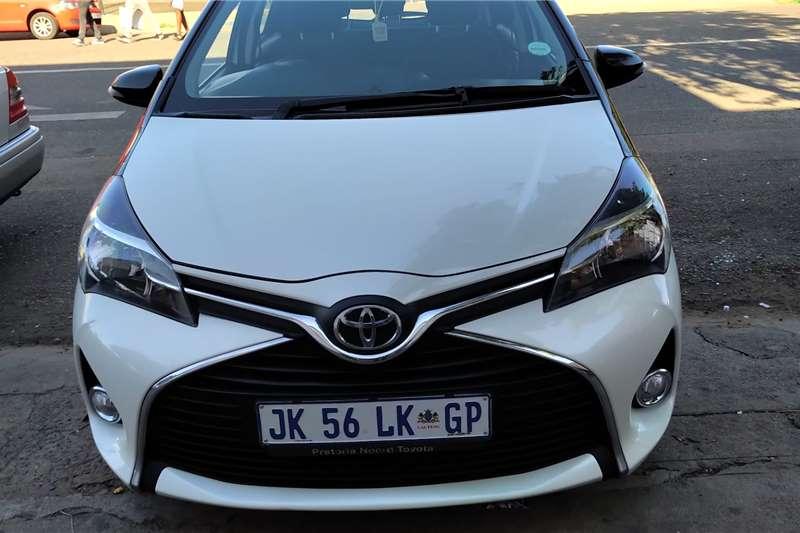Toyota Yaris 1.3 T3+ 5 door 2017
