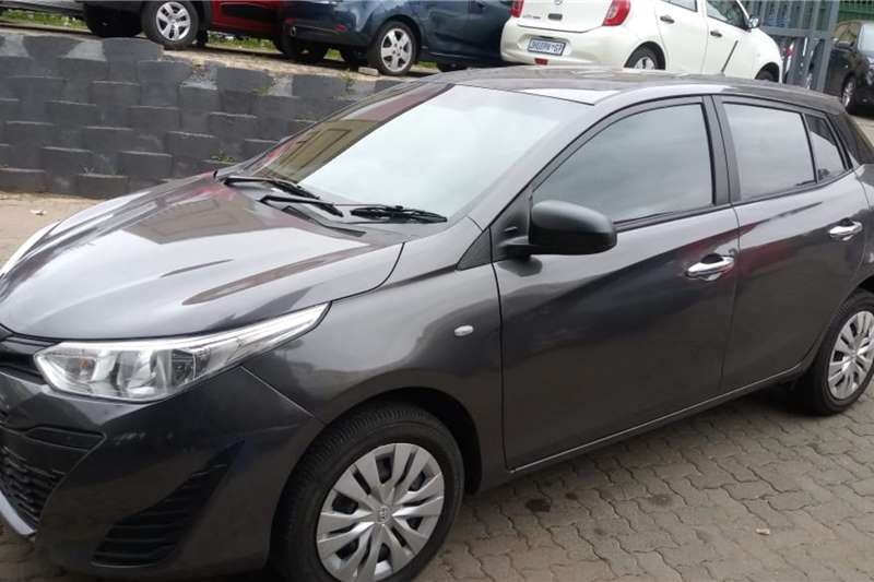 Toyota Yaris 1.3 T3 5 door 2018