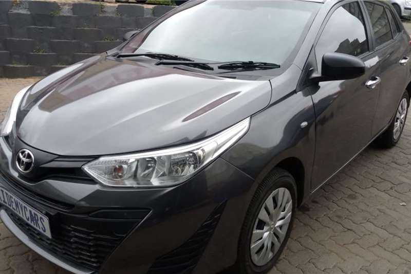 Toyota Yaris 1.3 T3 5 door 2018