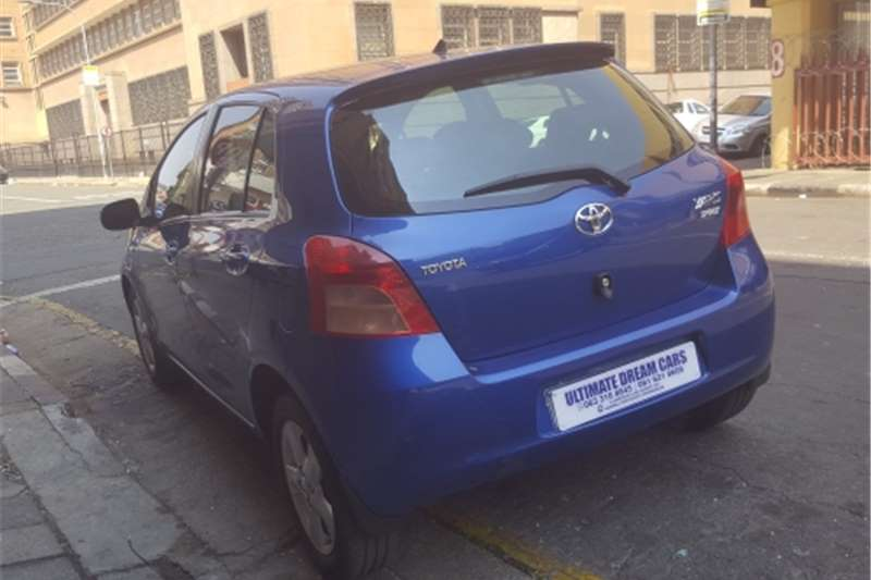 Toyota Yaris 1.3 T3+ 5-door automatic 2006