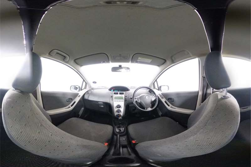 2009 Toyota Yaris Yaris 1.3 T3+ 5-door automatic