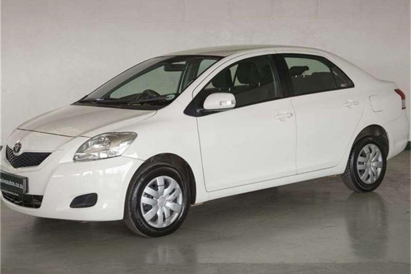 Toyota Yaris 1.3 T3+ 5-door automatic 2012