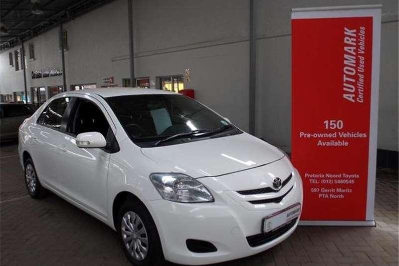 Toyota Yaris 1.3 T3+ 5 door automatic 2013