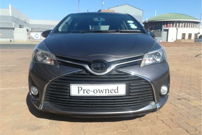 Toyota Yaris 1.3 T3+ 5 door automatic 2014
