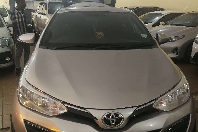 Toyota Yaris 1.3 T3+ 5 door automatic 2019