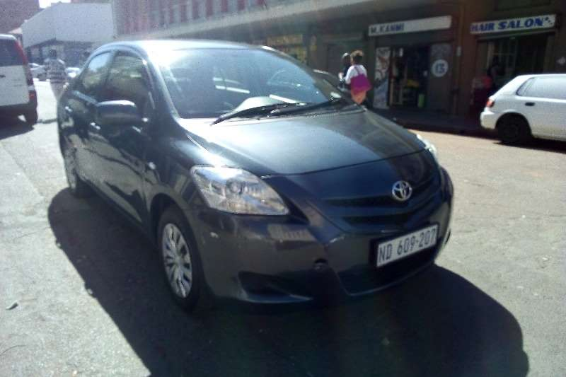 Toyota Yaris 1.3 T3 sedan 2007