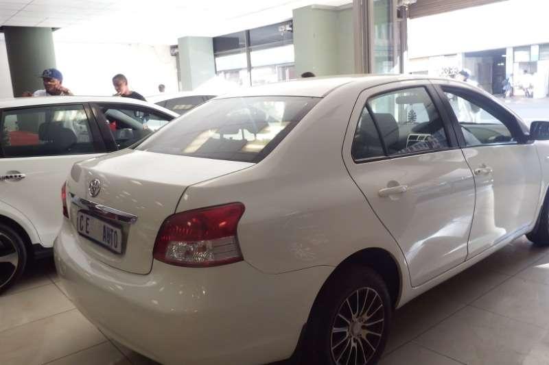 Toyota Yaris 1.3 T3+ sedan 2007