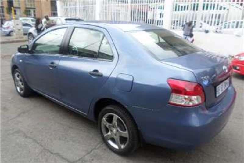 Toyota Yaris 1.3 T3 sedan 2007