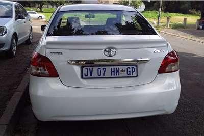 Used 2007 Toyota Yaris 1.3 T3 sedan