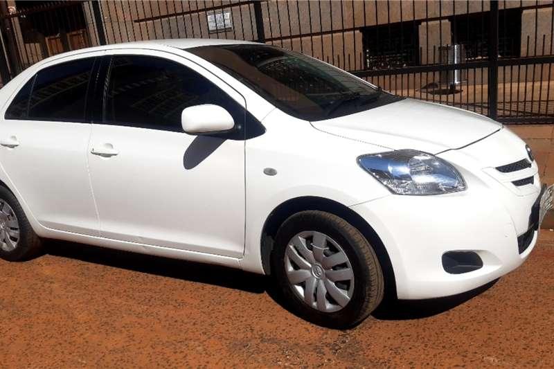 Used 2007 Toyota Yaris 1.3 T3+ sedan