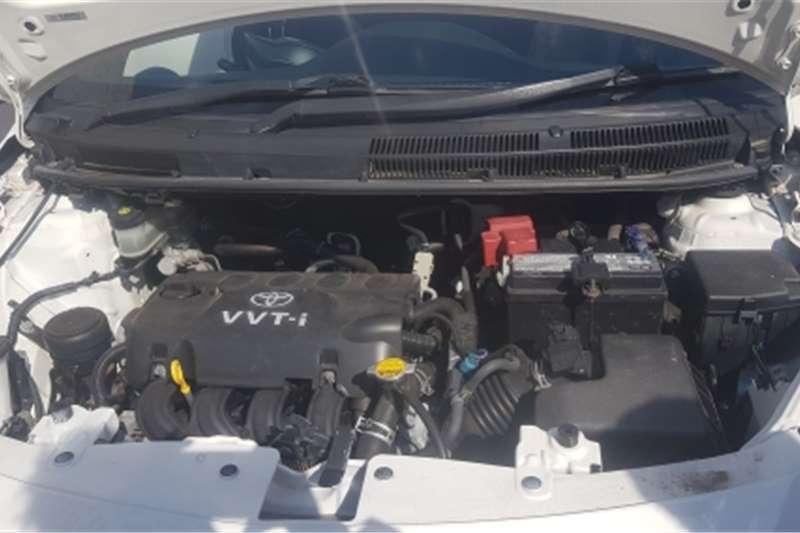 2007 Toyota Yaris Yaris 1.3 T3 sedan