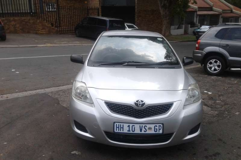 Toyota Yaris 1.3 T3+ sedan 2008