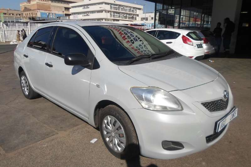 Toyota Yaris 1.3 T3 sedan 2008