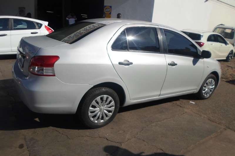 Toyota Yaris 1.3 T3 sedan 2008