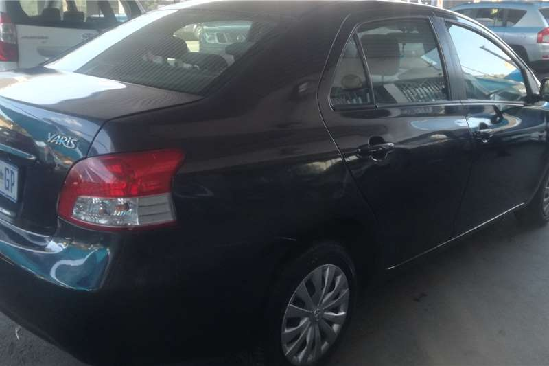 Toyota Yaris 1.3 T3+ sedan 2008
