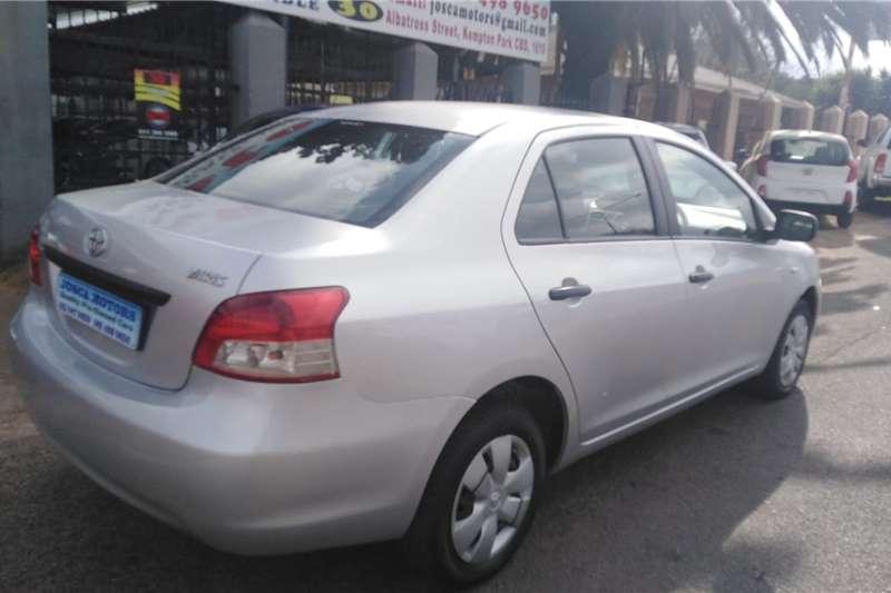 Used 2008 Toyota Yaris 1.3 T3+ sedan